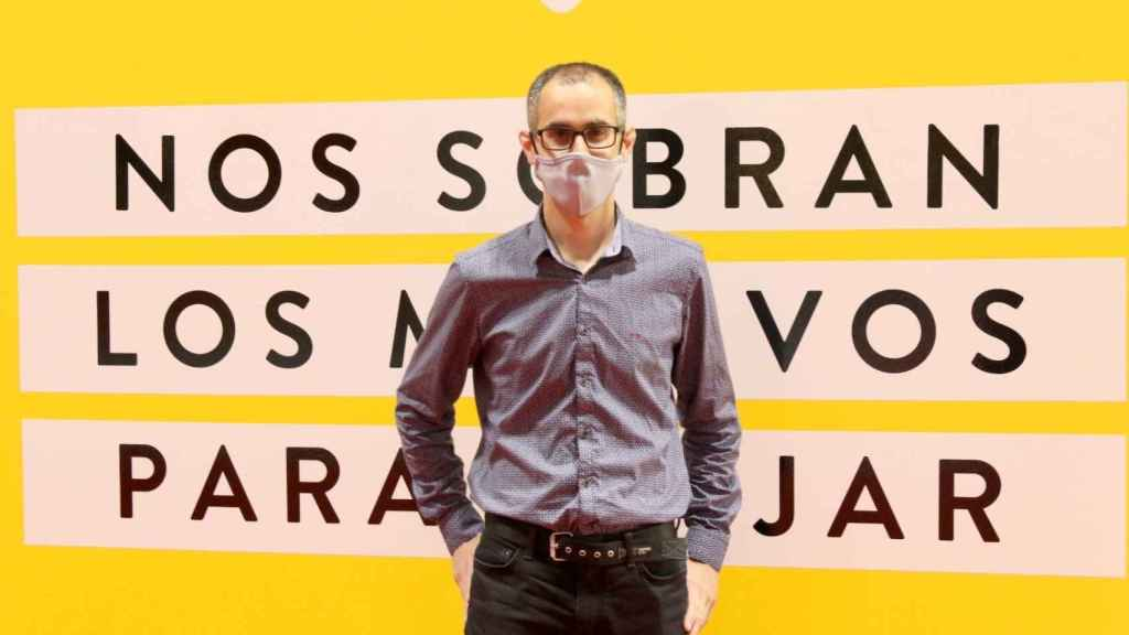 Javier Álvarez, IT Director y Alex Corretgé, Head of Enterprise Architecture & Technology Innovation de Vueling.