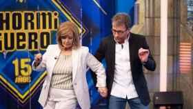 'El Hormiguero' despunta en las audiencias del martes con la entrevista de María Teresa Campos
