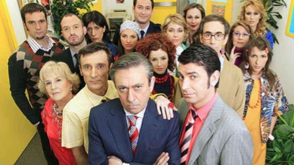 La exitosa serie de Telecinco se convertirá en película.