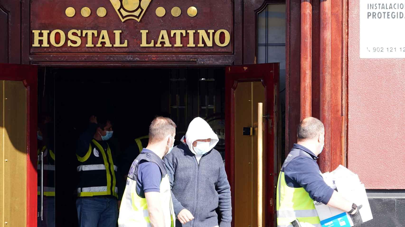 Macrorredada contra el tráfico de drogas y el blanqueo de capitales en Valladolid, Palencia y León 1