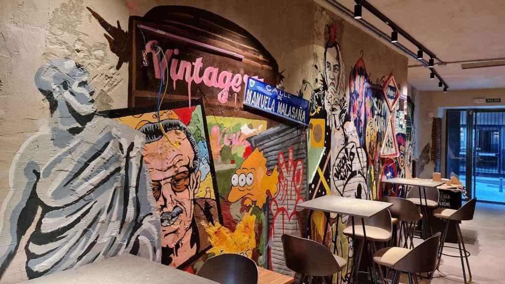 Nuevo local de Juancho's en Malasaña