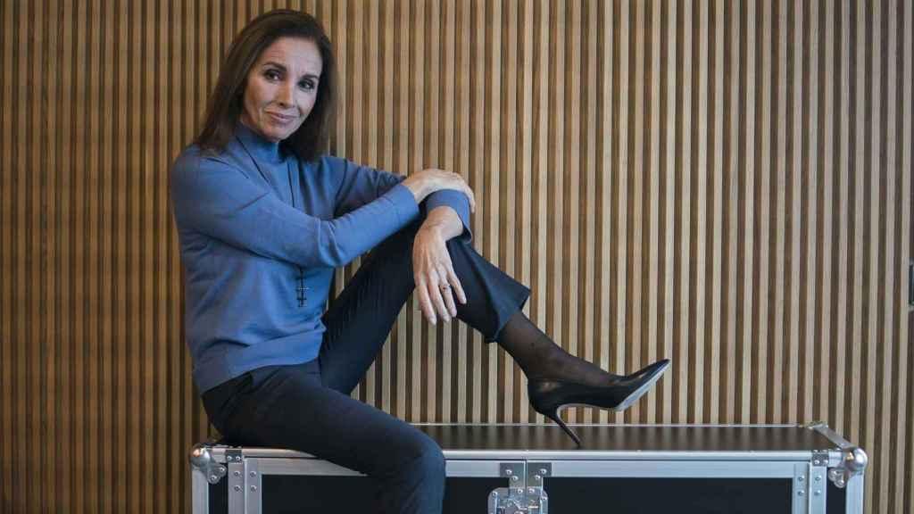 Ana Belén, musa de diseñadores y maestra del buen estilo.