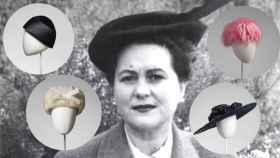 'Balenciaga. La elegancia del sombrero': su gran pasión al descubierto.