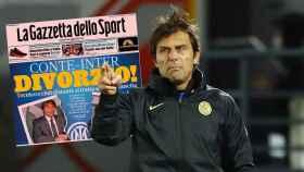 Antonio Conte se marcha del Inter de Milán