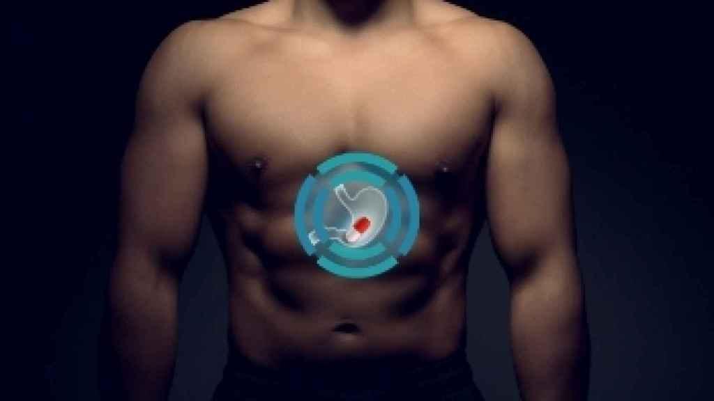 Píldora e-Celsius de BodyCap Medical