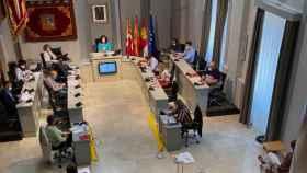Pleno del Ayuntamiento de Alcázar de San Juan