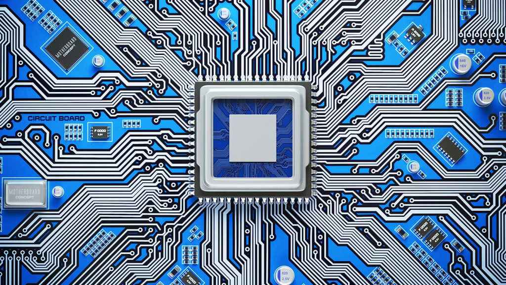 El chip es el corazón y cerebro en cualquier máquina digital.