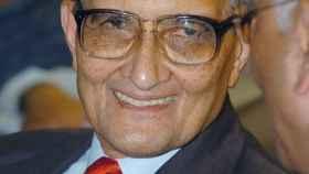 El economista indio Amartya Sen,premio Princesa Asturias de Ciencias Sociales