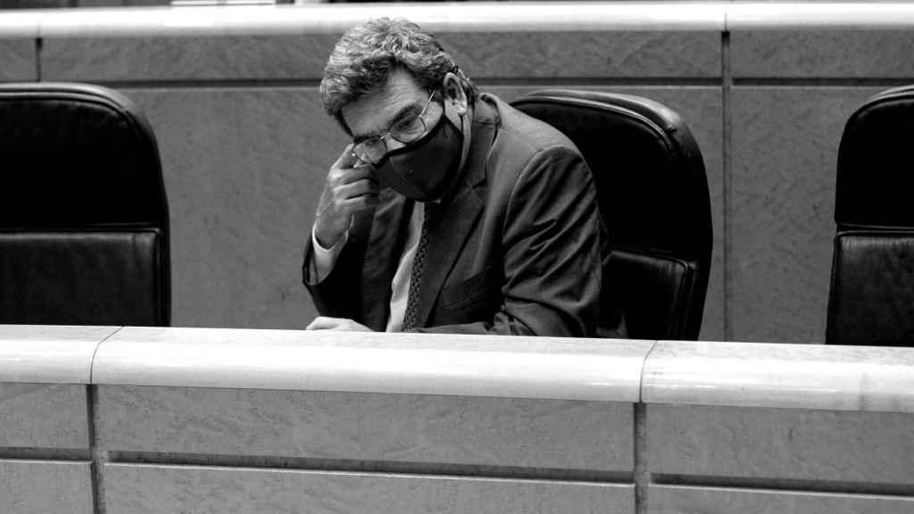 El ministro, José Luis Escrivá.