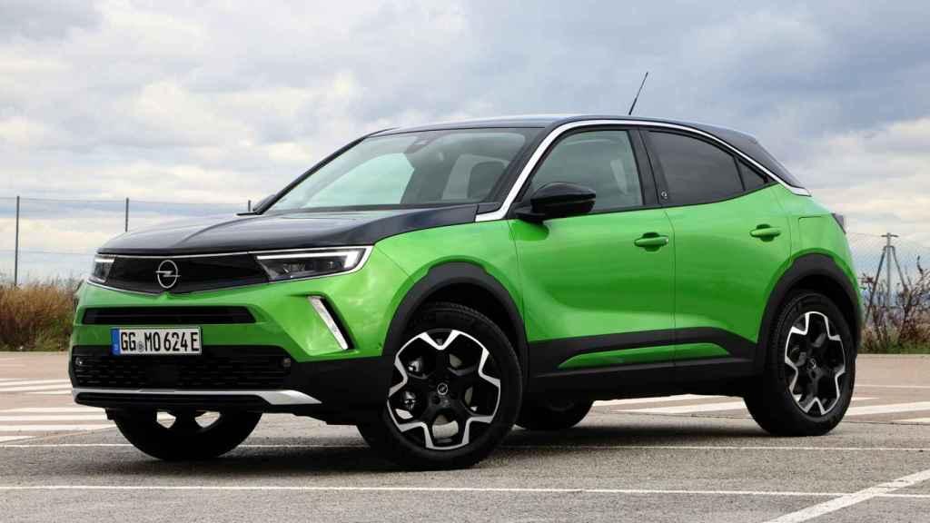 Nuevo Opel Mokka-e.