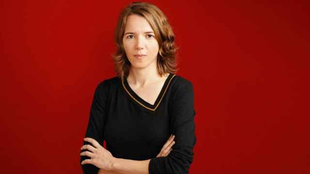 María Folguera, la autora del libro 'Hermana. (Placer)'.