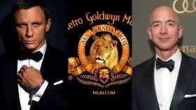 Amazon se hace con el león de la Metro Goldwyn Mayer: Bond y Rocky para conquistar Hollywood