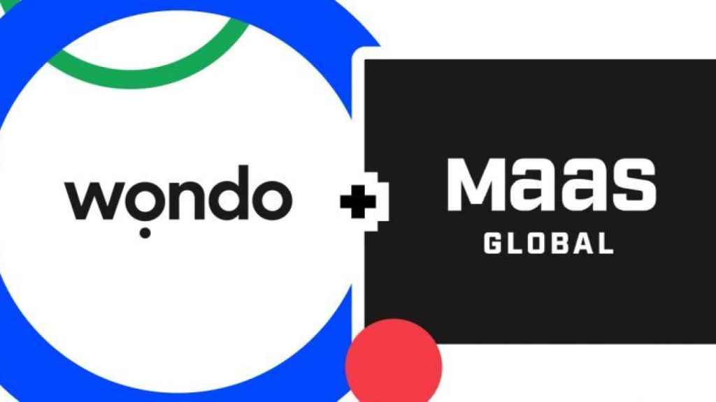 Logos de Wondo y MaaS Global.