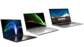 TravelMate, Swift X y Chromebook