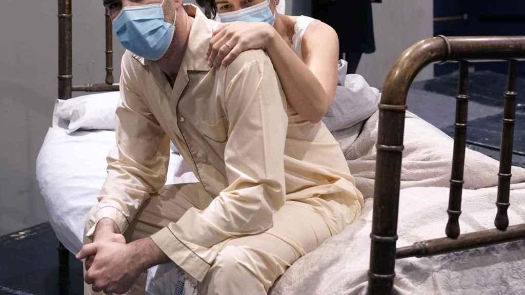 Tránsito es un encargo y una nueva coproducción del Teatro Real y el Teatro Español