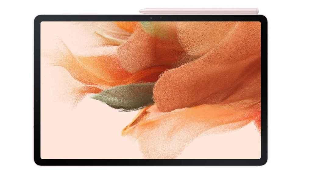 Galaxy Tab S7 FE rosa