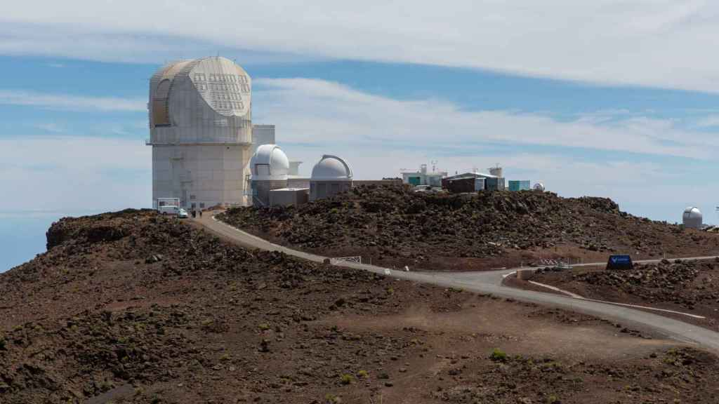 Daniel K. Inouye Solar Telescope