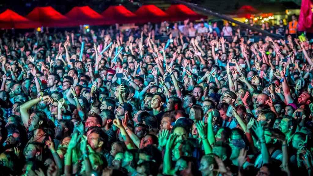 Los grandes conciertos en el Guillermo Amor volverán en 2022.
