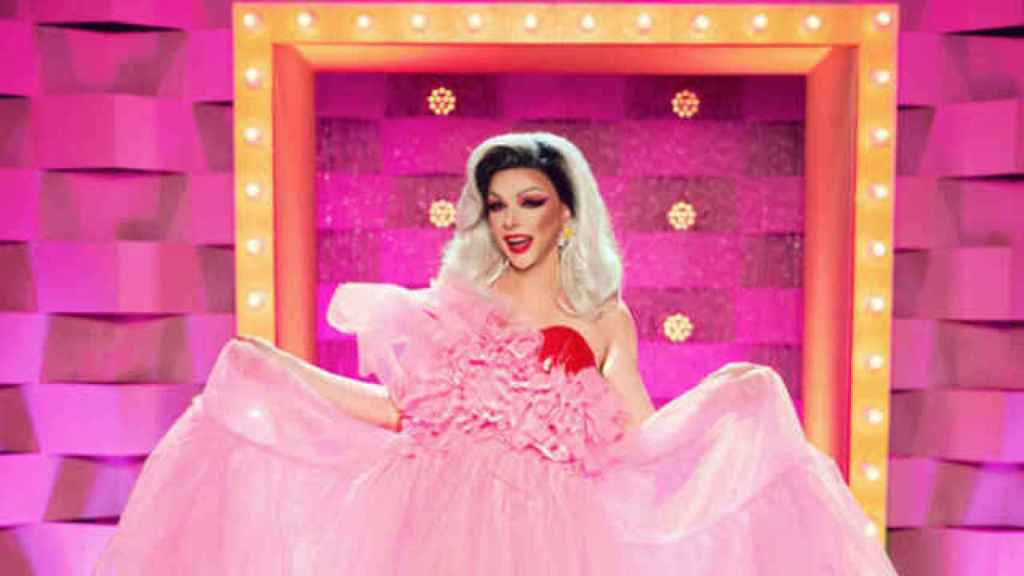 Supremme De Luxe en 'Drag Race España'.
