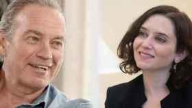 Bertín Osborne entrevistará a Isabel Díaz Ayuso en una nueva entrega de 'Mi casa es la tuya'.