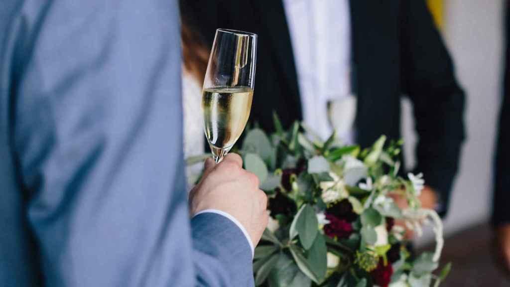 Cava y champán son cosas distintas.
