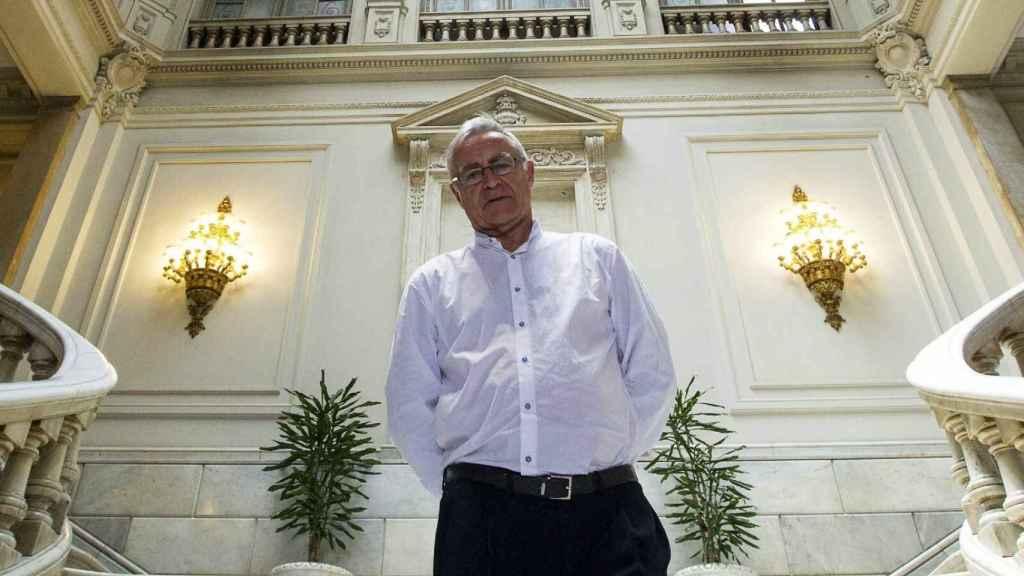 Joan Ribó, alcalde de Valencia. EFE
