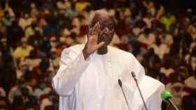 El presidente interino de Malí, Bah Ndaw.