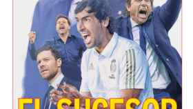 La portada del diario AS (28/05/2021)