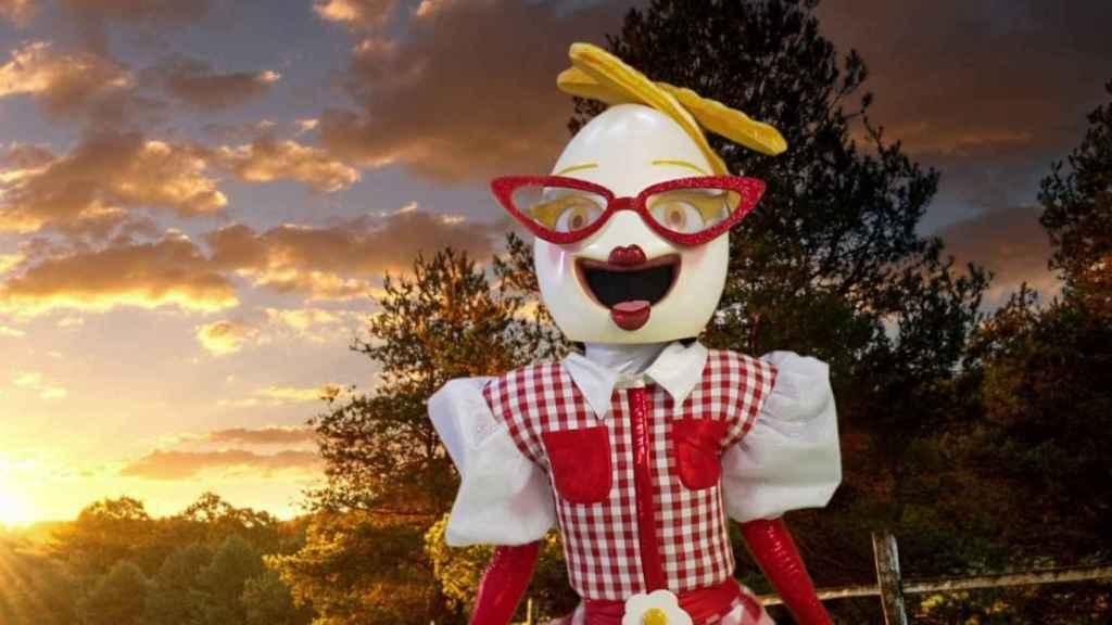 ¿Quién es el Huevo  de 'Mask Singer' 2? Todas las pistas sobre el famoso que se esconde detrás
