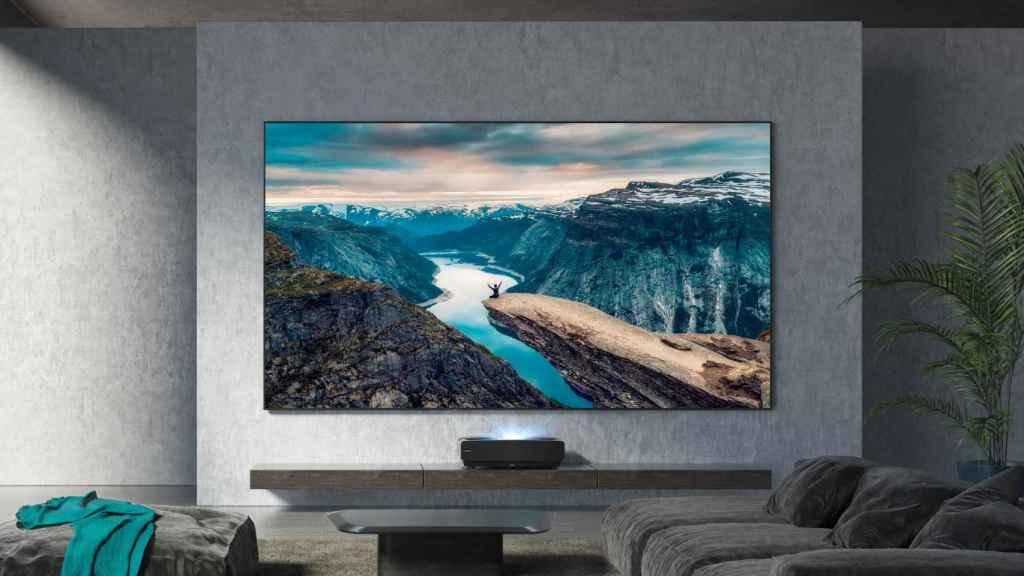 Laser TV L5