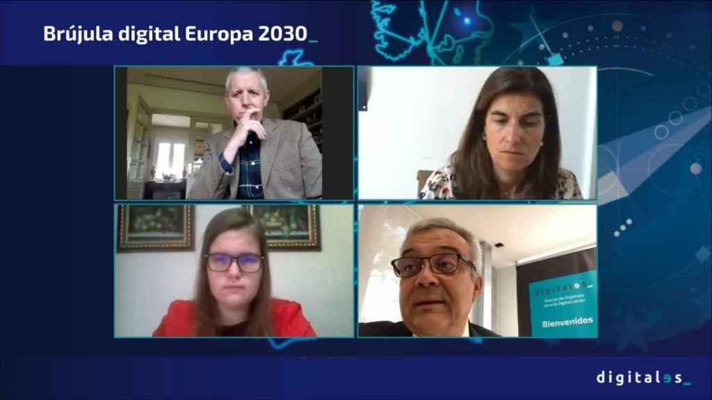 Jornada de DigitalES sobre la brújula digital europea