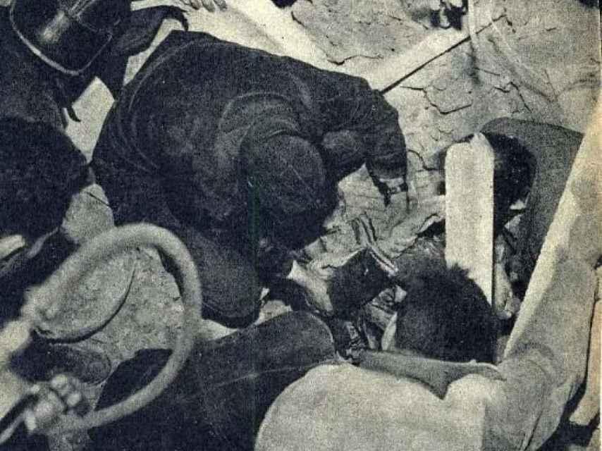 Mueren 18 trabajadores en el hotel que estaba construyendo el padre de Pere Aragonès.