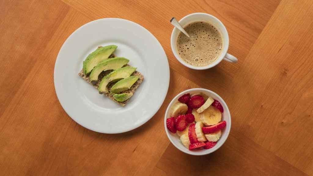 Vegetales y grano entero, claves para una cena saludable.