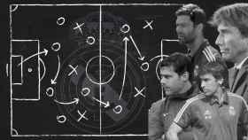 Así jugaría el Real Madrid con Pochettino, Conte, Raúl o Xabi Alonso