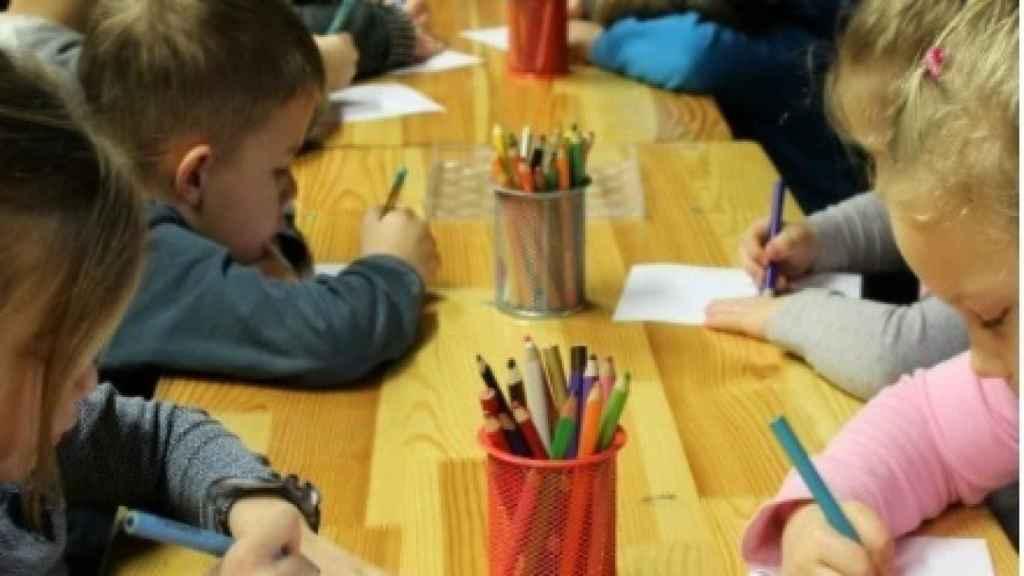 Alumnado de educación infantil.
