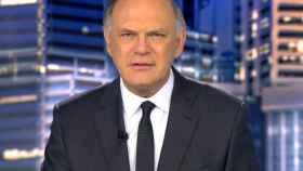Pedro Piqueras ha protagonizado un momento viral en 'Informativos Telecinco'.