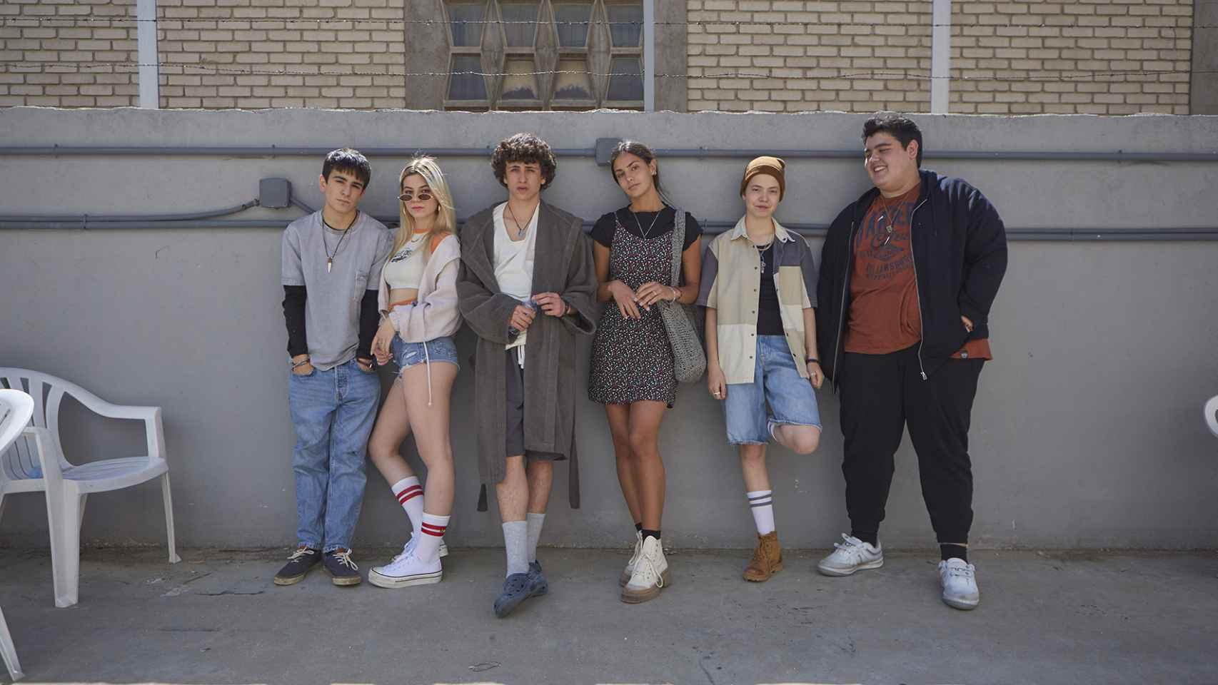 Primeras fotos del rodaje de la segunda temporada de 'HIT'