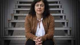 Icíar de Alfredo, madre de Itziar y autora del libro 'Por qué lloras'.