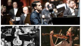 Los tres jóvenes que lideran la nueva edad de oro de la música clásica en España