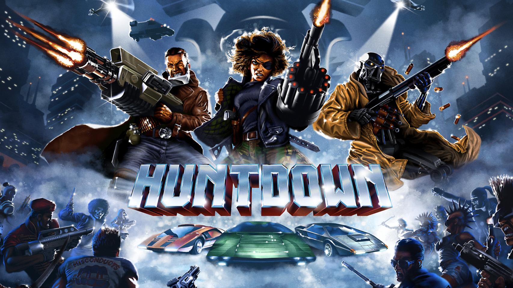 Huntdown,