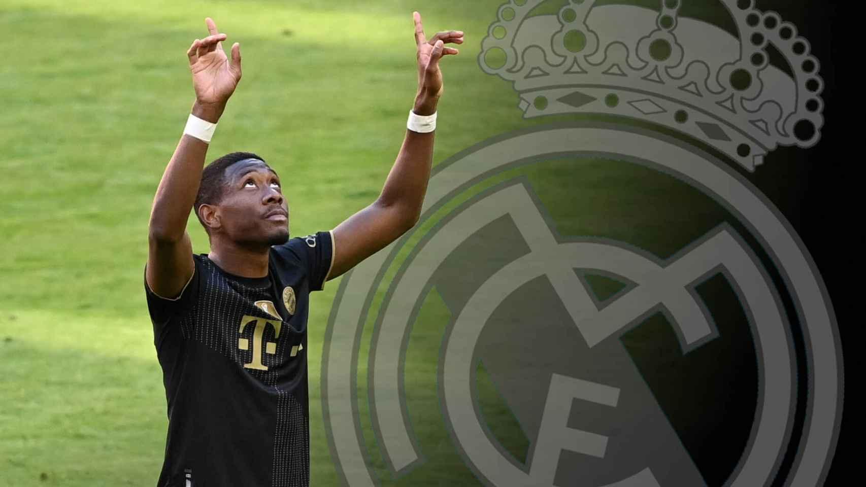 Alaba ficha por el Real Madrid