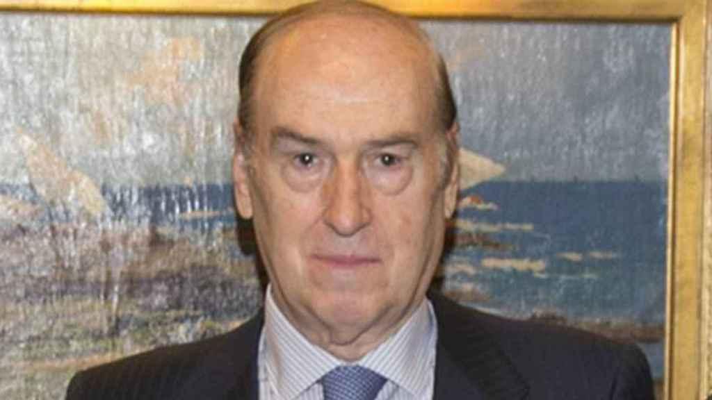 Florencio Lasaga en una foto de archivo.