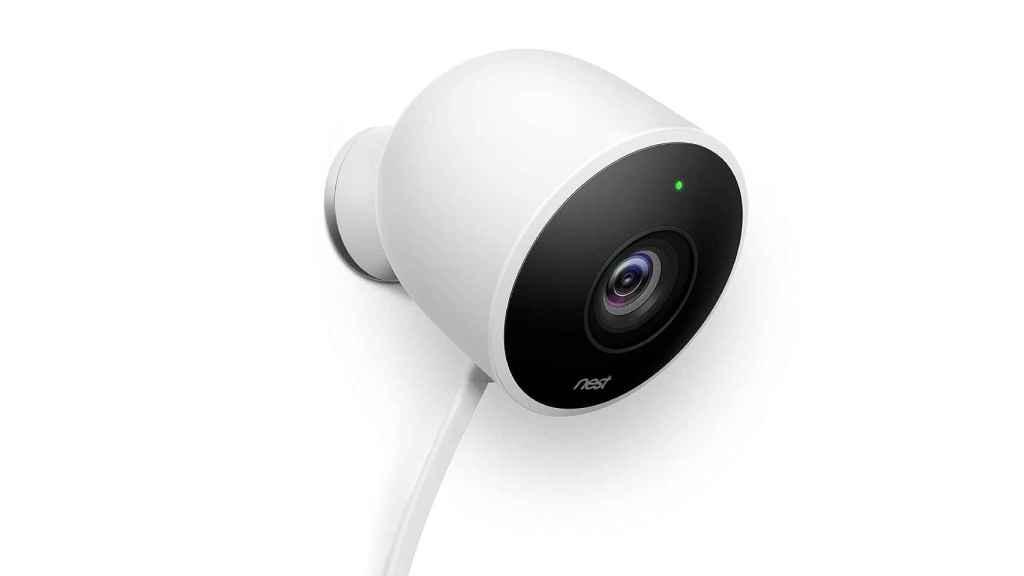 Google Nest Cam.