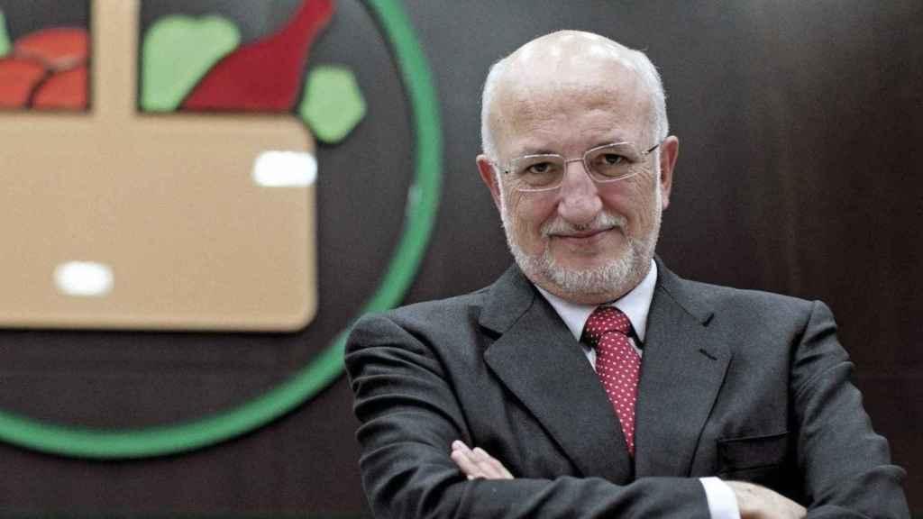 Juan Roig, presidente del Mercadona