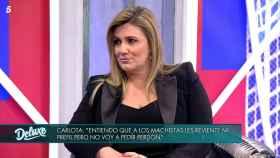 Carlota Corredera, en 'Viernes Deluxe': Tengo agujetas de luchar contra el patriarcado