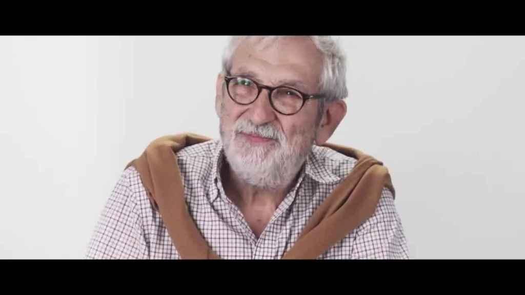 Oscar Tusquets, modelo de Uniqlo.