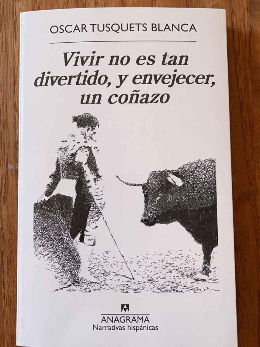 Dibujo de Juan Belmonte para ilustrar la portada de su último libro.