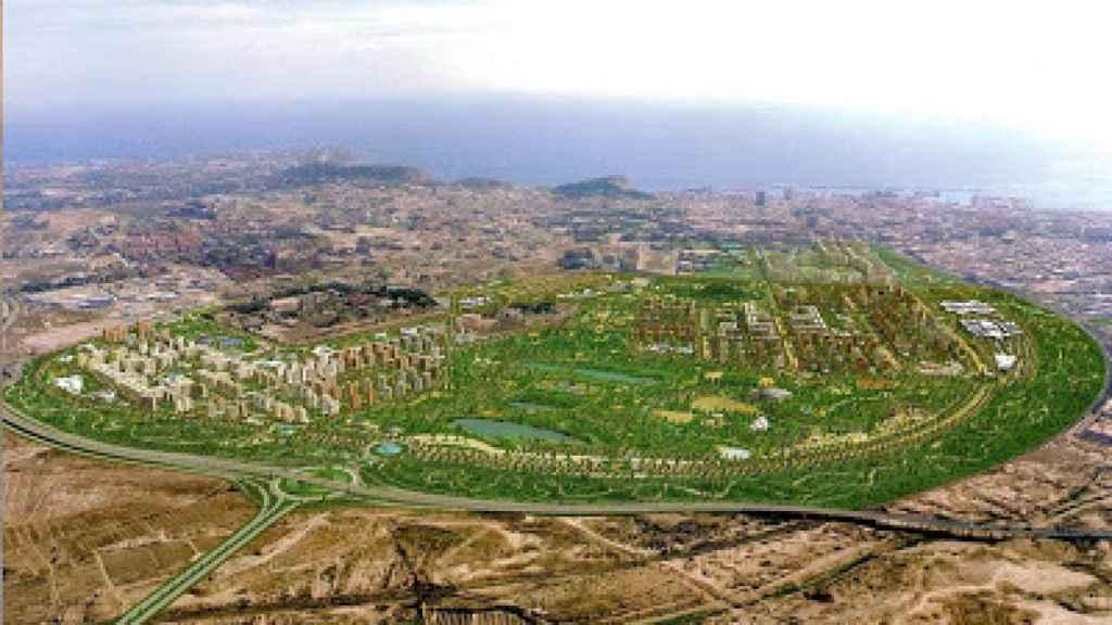 Propuesta del PAI en la zona de Rabasa.