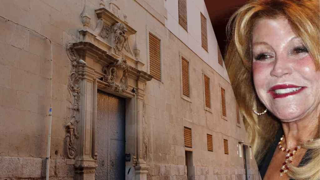 El convento de las monjas de la sangre es una de las localizaciones propuestas a Carmen Cervera.