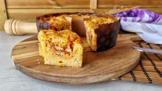 Pastel de maíz y boloñesa, una receta de aprovechamiento maravillosa